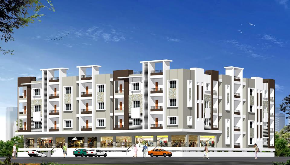 Flats for sale in kondapur near chirec school